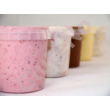 Hideg Nyalat Málnás-sajttorta fagyi - 950 g