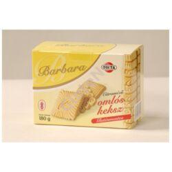 Barbara Gluténmentes Citromos keksz - 180 g