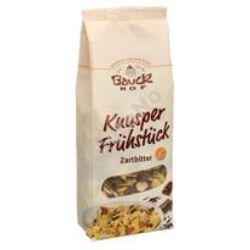 Bauck Hof bio Gluténmentes Müzli csokoládés 325 g