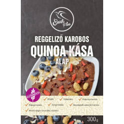 Szafi Free Reggeliző Quinoa kása alap, karobos - 300 g