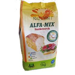 Glutenix ALFA MIX gluténmentes lisztkevék 1000 g