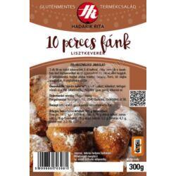HR Gluténmentes 10 perces Fánk (Hadarik Rita)- 300 g