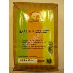 Naturbit Gluténmentes Barna rizsliszt  - 500 g