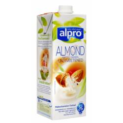 Alpro Mandulaital cukormentes - 1000 ml