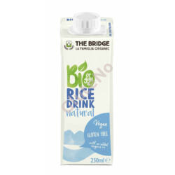 The Bridge Rizs Ital bio natúr - 250 ml