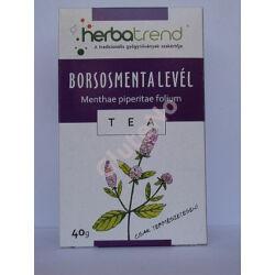 Borsosmentalevél Teafű  - 40 g