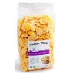 GreenMark Bio, gluténmentes Kukoricapehely - 250 g