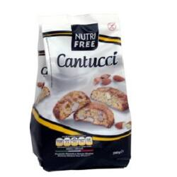 Nutri Free Cantucci Gluténmentes mandulás keksz - 240 g