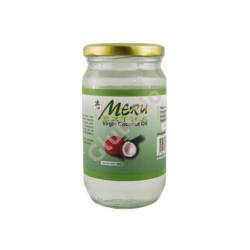 Meru Extra Szűz Kókuszolaj - 400 ml
