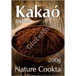 Nature Cookta Kakaópor 20-22 % - 200 g