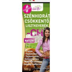 Szafi Fitt Szénhidrát csökkentő lisztkeverék - 500 g
