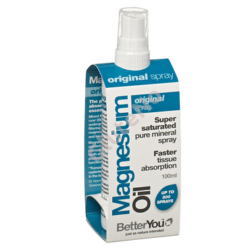 BetterYou Magnézium Olaj Original Spray - 100 ml