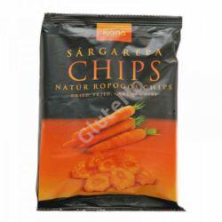 Sárgarépa chips (Róna) - 40 g