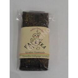 Falatka Mákos-mazsolás kézműves vitaminszelet -  37 g
