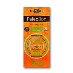 Paleobon Étcsokoládé édesítőszerrel (Szerencsi) -5x20 g