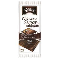 Wawel No added sugar étcsokoládé - 100 g