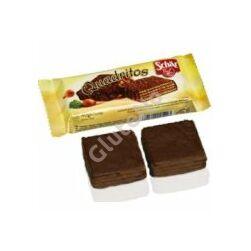 Schär Quadritos gluténmentes csokoládés nápolyi szelet - 40 g.