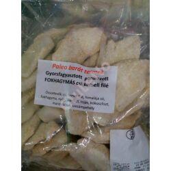 Panírozott csirkemell filé -fokhagymás -1000 g