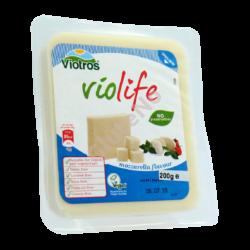 Violife növényi sajt, Mozarella ízű - 200 g