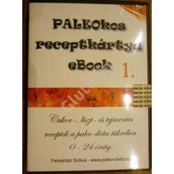 PALEOKOS 1. Receptkártya  CD