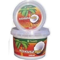 Trendavit Kókuszzsír - 250 ml