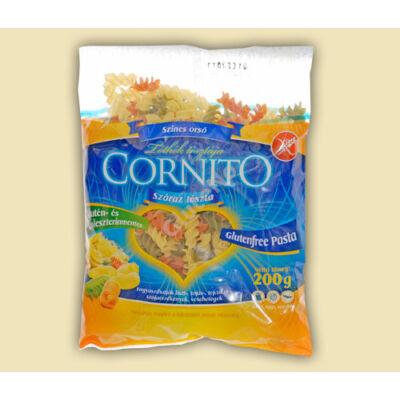 CORNITO tészta  -gluténmentes színes orsó - 200 g