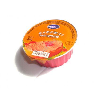 Eurofood Gluténmentes Baromfimájas krém - 50 g