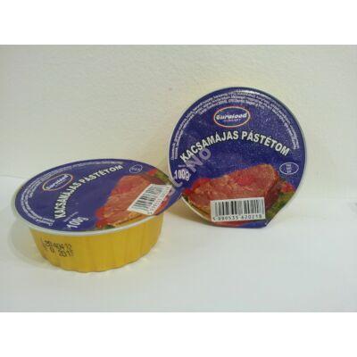 Eurofood Kacsamájas pástétom 100 g