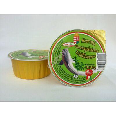 Eurofood Szarvasi Harcsapástétom - zöldfűszeres - 130 g