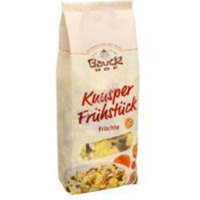 Bauck Hof bio müzli gyümölcsös 325 g