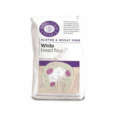 Doves Farm Gluténmentes Fehérkenyér lisztkeverék - 1000 g