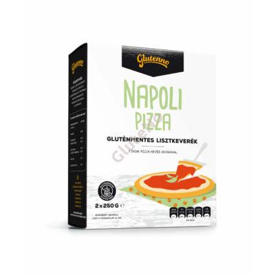Napoli Gluténmentes Pizza Lisztkeverék (Glutenno) - 2x250 g