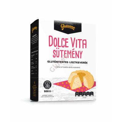 Dolce Vita Gluténmentes Süteményliszt (Glutenno) - 500 g