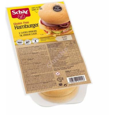 Schär Gluténmentes Hamburger zsemle - 4*75 g