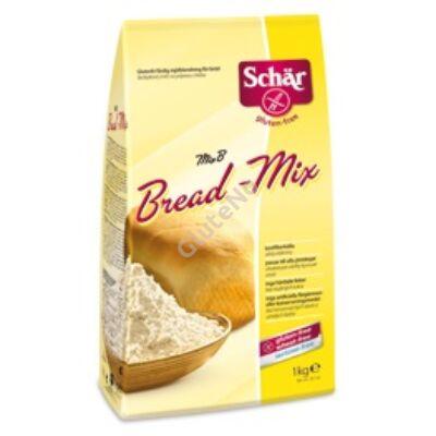Schär Bread Mix Gluténmentes Kenyérliszt  - 1000gr