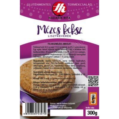 HR Gluténmentes Mézes kekszl isztkeverék - 300 g