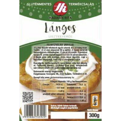 HR Gluténmentes Lángos lisztkeverék - 300 g