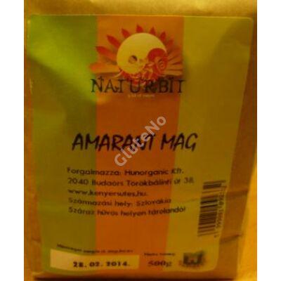 Naturbit Gluténmentes Amaránt szem 500 g