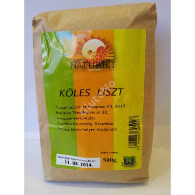 Naturbit Gluténmentes Kölesliszt 500 g