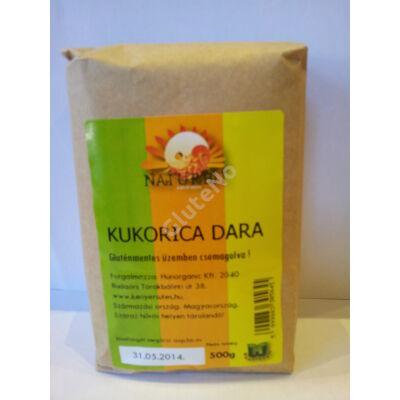 Naturbit Gluténmentes Kukoricadara 500 g