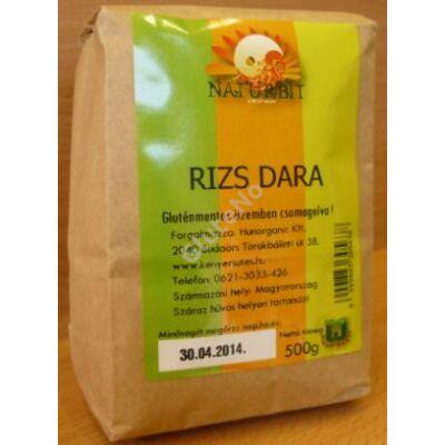 Naturbit Gluténmentes Rizsdara - 500 g