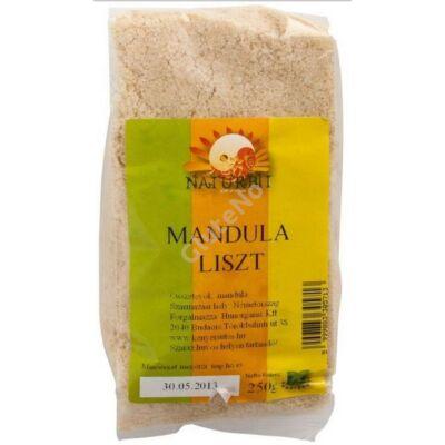 Naturbit Gluténmentes Mandula liszt (teljes őrlemény) - 250 g