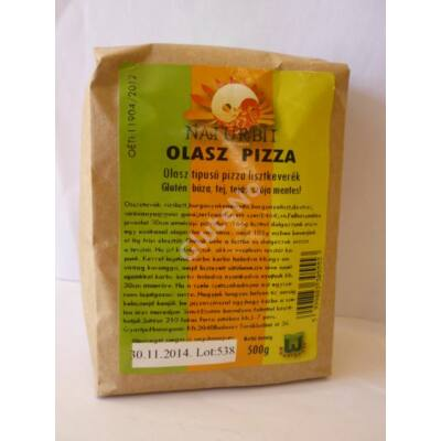 Naturbit Gluténmentes Olasz pizzapor - 500 g
