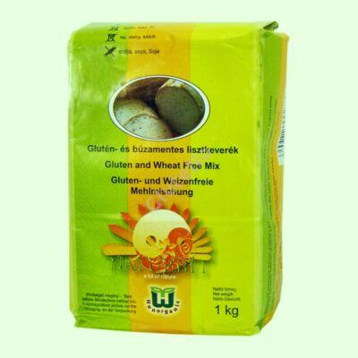 Naturbit gluténmentes lisztkeverék 1kg
