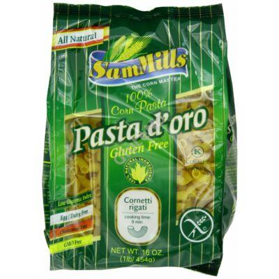 Pasta D'oro Száraztészta -  Könyök/Cornetti 500gr