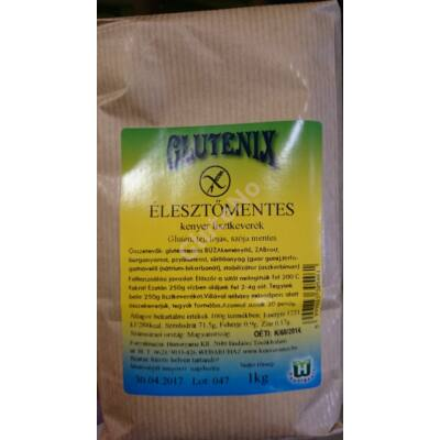 Glutenix Gluténmentes, Élesztőmentes lisztkeverék - 1000 g