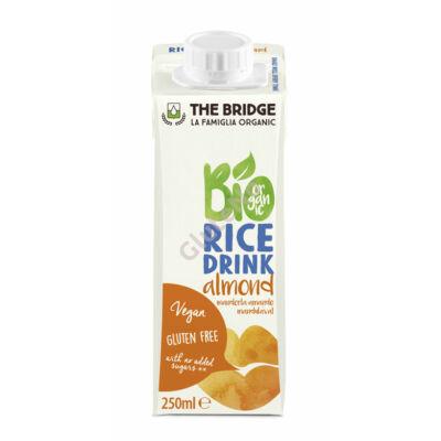 The Bridge Rizs Ital bio, mandulás - 250 ml