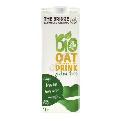 The Bridge Gluténmentes Bio Zab ital - 1000 ml