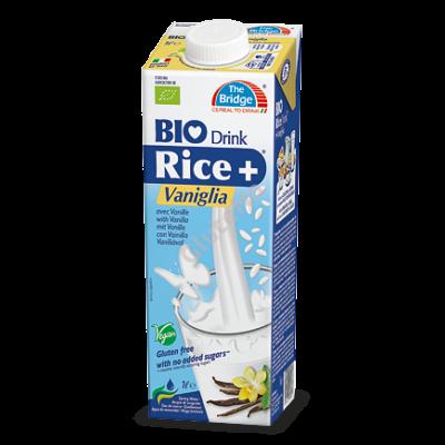 The Bridge Rizs Ital bio, vaníliás - 1000 ml