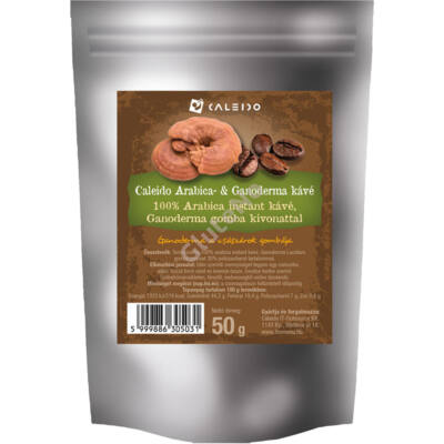 Caleido Arabica-Ganoderma Kávé - 50 g